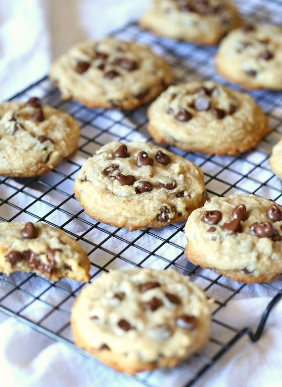 Cookies and Cups Coconut Chocolate Chip Cookies » Cookies and Cups