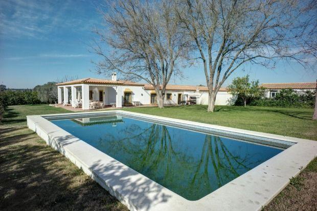 Casa Rural Trasperique en Sevilla