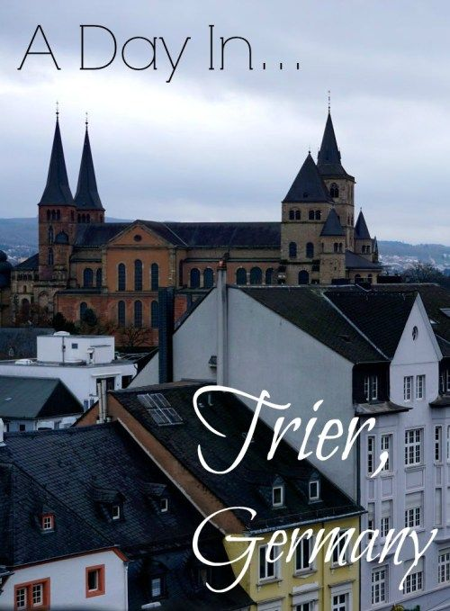 In December I was lucky enough to spend a day exploring the old Roman City of Trier. It's a UNESCO World Heritage Site that is home to some truly beautiful buildings, monuments and ruins.  ----- A Day in Trier, Germany - Adventure Lies in Front