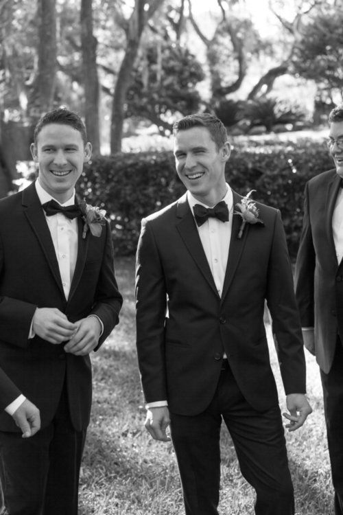 ©MCG Photography   River Course Wedding     Kiawah Island   Elm Events   Groom and Best Man   Branch Design Studio
