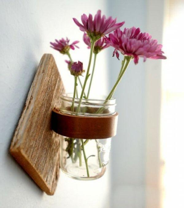 Les 25 Meilleures Id Es Concernant Mason Jar Pas Cher Sur Pinterest Terrarium Pas Cher Draps