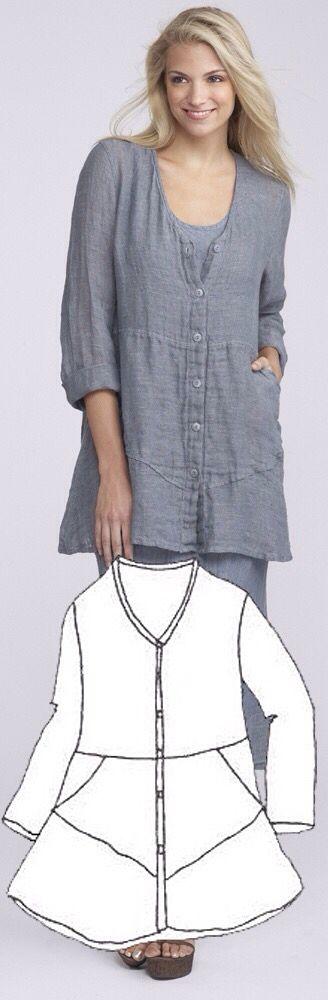 fazer vestido