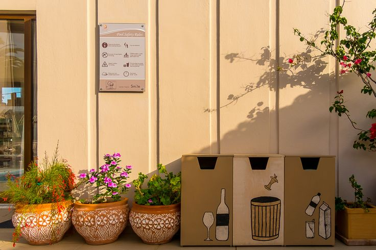It is very important for us to separate and recycle all recyclables. Help us, help the environment, and when visiting our hotel, kindly use our clearly marked recycling bins. Thank you! https://www.oscarvillage.com/eco-friendly-green-hotel-chania  #Oscar #OscarHotel #OscarSuites #OscarVillage #OscarSuitesVillage #HotelChania #HotelinChania #HolidaysChania #HolidaysinChania #HolidaysCrete #HolidaysAgiaMarina #HotelAgiaMarina #HotelCrete #Crete #Chania #AgiaMarina #VacationCrete…