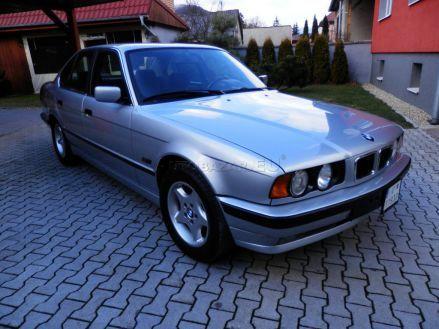 BMW rad 5 518 i (E34)