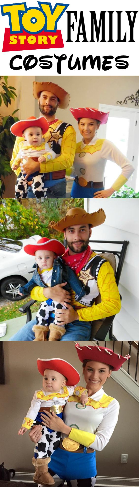 Best 25+ Toy story halloween costumes diy ideas on Pinterest | Toy ...