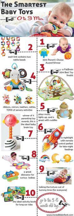 Biraz tecrübe, biraz bilgi, gebelik, annelik üzerine...: 0-3 aylık bebek için oyuncaklar