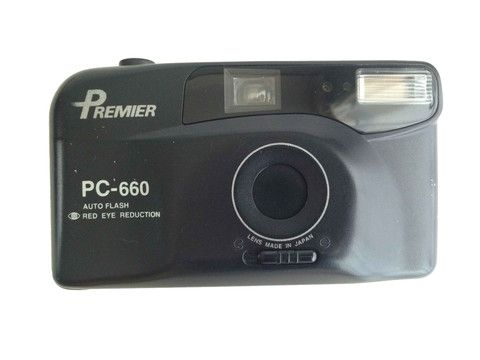 Premier PC 660 With Camera Bag – Junkie Charity Store