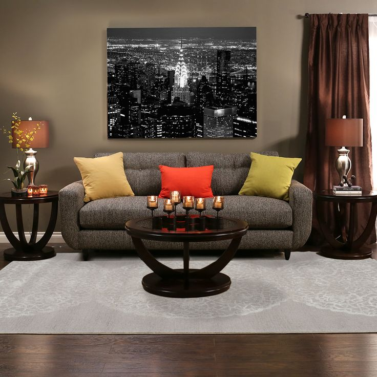 Sectional Couch Jeromes: 186 Best Images About Living/Family Rooms On Pinterest