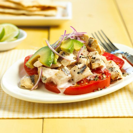 Margarita-Grilled Chicken Salad: Margaritas Gril Chicken, Grilled Chicken Salad, Chicken Salads, Margaritagril Chicken, Summer Salad, Chicken Salad Recipe, Margaritas Grilled, Food Recipe, Drinks Mixed