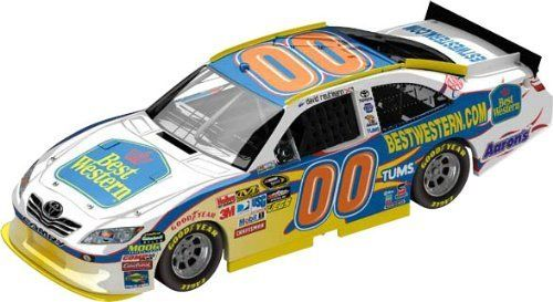 David Reutimann Lionel Nascar Collectables Best Western Diecast by RacingGifts. $64.00. This new Lionel Nascar Collectible is a 1:24 scale limited edition flashcoat color diecast collectible that includes over 100 working total parts. With a diecast body and chassis, this sleek replicas authenticity is evident. Key features also include: hood and trunk open, manufacturer-specific engine detail, accurate header contour and simulated exhaust openings. Each 1:24 scale diecast ...