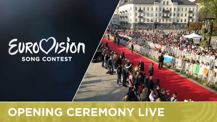 Eurovision Song Contest 2016 - Opening Ceremony