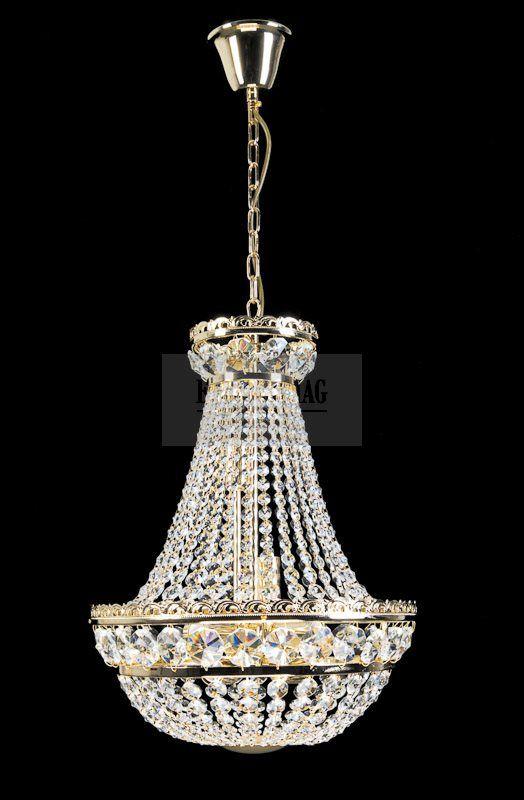 ITALUX ŻYRADNOL ESTHER MD30171/6 FG : Lampy wiszące : Sklep internetowy Elektromag (#crystal #lamp)