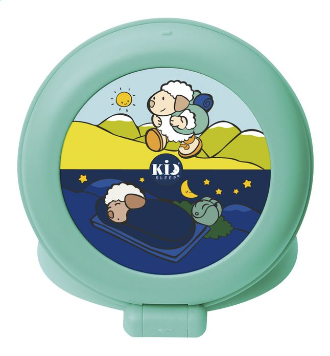 Veilleuse-réveil KID SLEEP Globetrotteur - Maman Naturelle