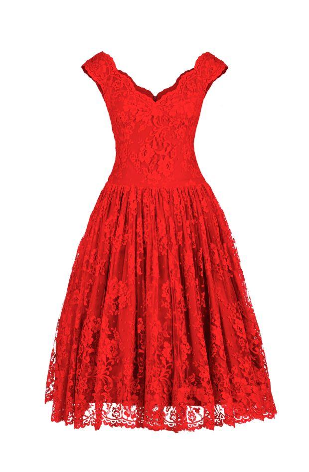 Cool Post: Lena Hoscheks Tabasco Dress Pepper -  https://www.lecouture.de/2013/07/currently-obsessed-lena-hoscheks-tabasco-dress-pepper/