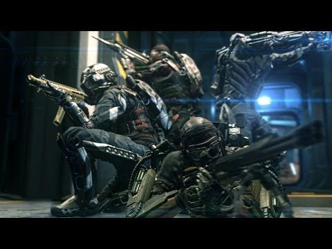 Official Call of Duty®: Advanced Warfare - Power Changes Everything Trailer