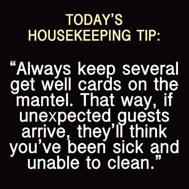 handy tip!