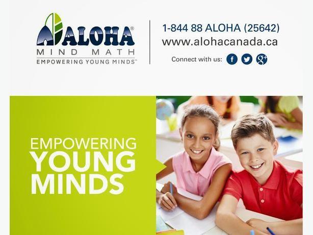 Aloha |  Mental Arithmetic