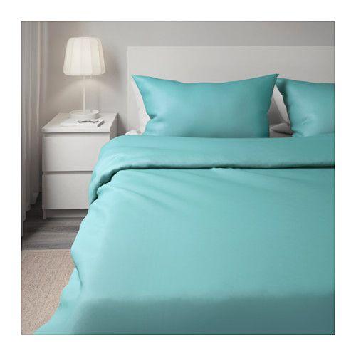 17 meilleures id es propos de couvre lit turquoise sur pinterest literie turquoise couleurs. Black Bedroom Furniture Sets. Home Design Ideas