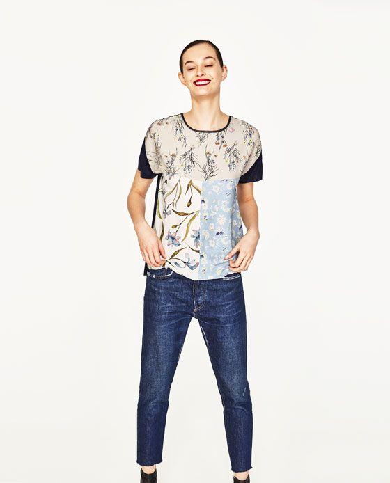 jeans latzhose damen zara super jeans in dieser saison. Black Bedroom Furniture Sets. Home Design Ideas