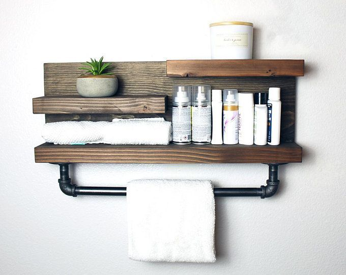 Pin Auf Bathroom Shelves
