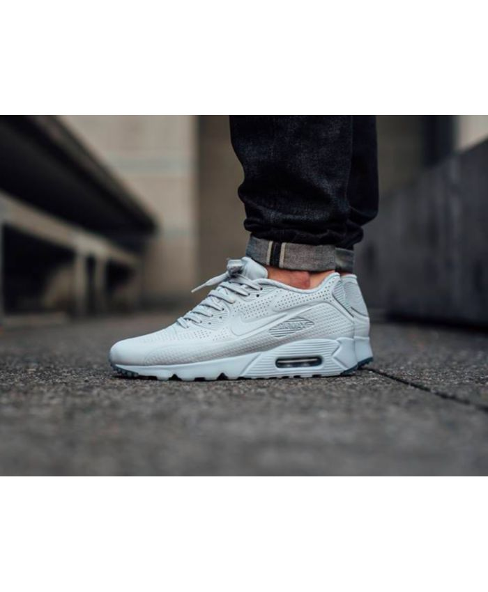 23cb6d10263 Discover ideas about Air Max 90 Hyperfuse. Nike Air Max 90 Ultra Moire Pure  Platinum Covers Sale ...