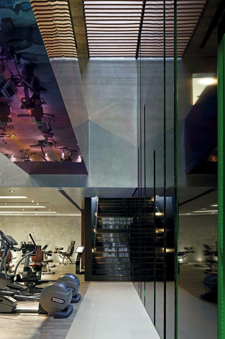 44 best Gym Design images on Pinterest | Gym design, Architecture ...