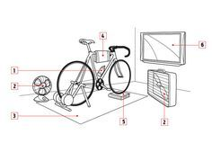 How to Ride Inside: Indoor Trainer Workouts for Cyclists  http://www.bicycling.com/training/fitness/how-ride-inside-indoor-trainer-workouts-cyclists