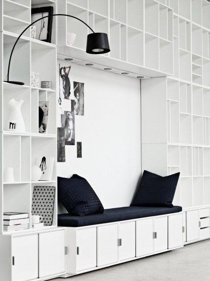 White space - Creative interior inspiration