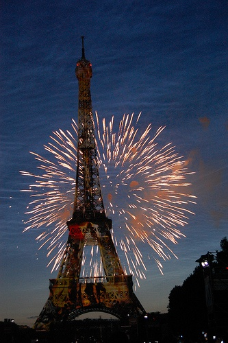 bastille day disneyland paris