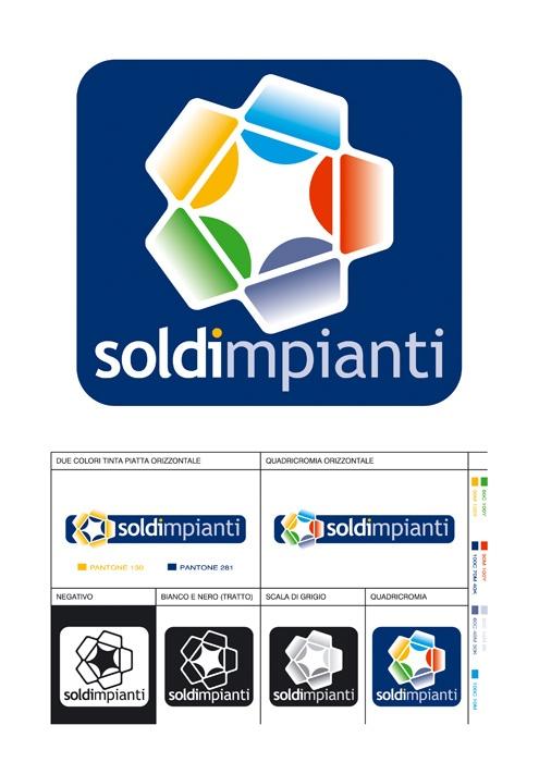 Soldi Impianti s.r.l. | Logo e grafica coordinata