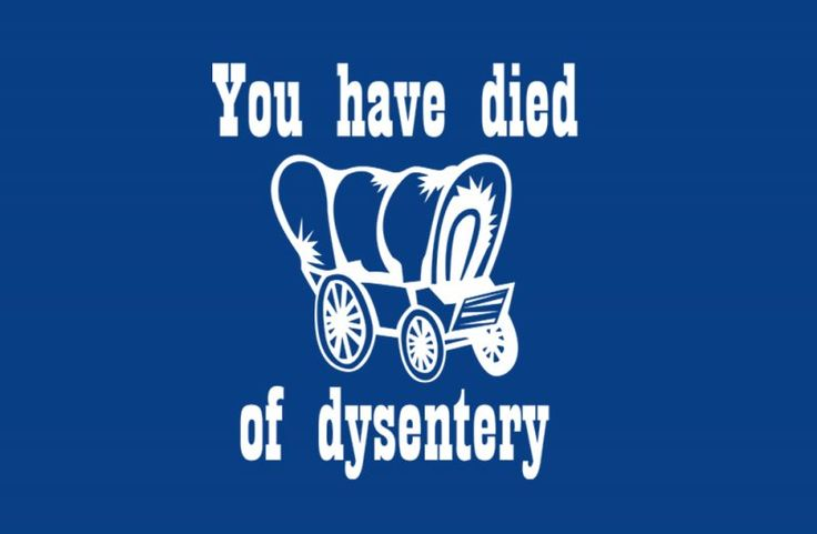 OREGON TRAIL!!!!Games, Schools Libraries, Funny, Dysenteri, Memories, Childhood, Things, Oregon Trail, T Shirts