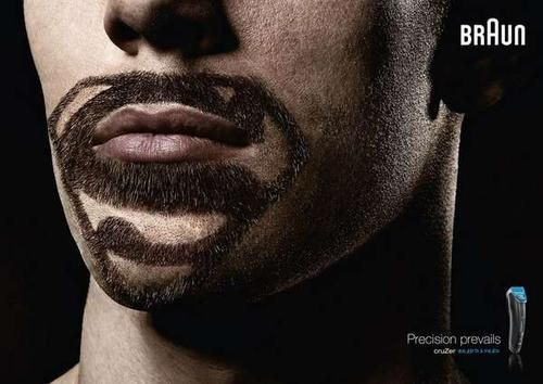 Amazing Superhero Styled Beards
