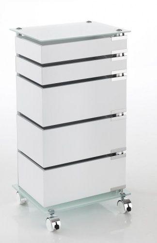 Cassettiera 5 cassetti con ruote idelshop.com