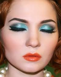 1970s disco makeup - Google Search