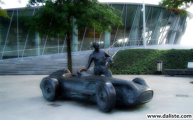 Mercedes Benz Museum @ daliste.com #daliste #mercedes #mercedesbenzmuseum #stuttgart #travel #museums #germany