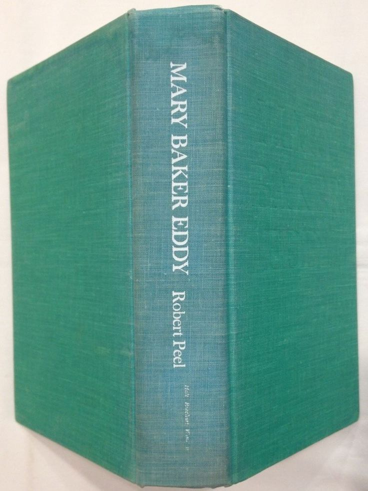 Mary Baker Eddy The Years of Authority by Robert Peel (1977 - Hardcover)