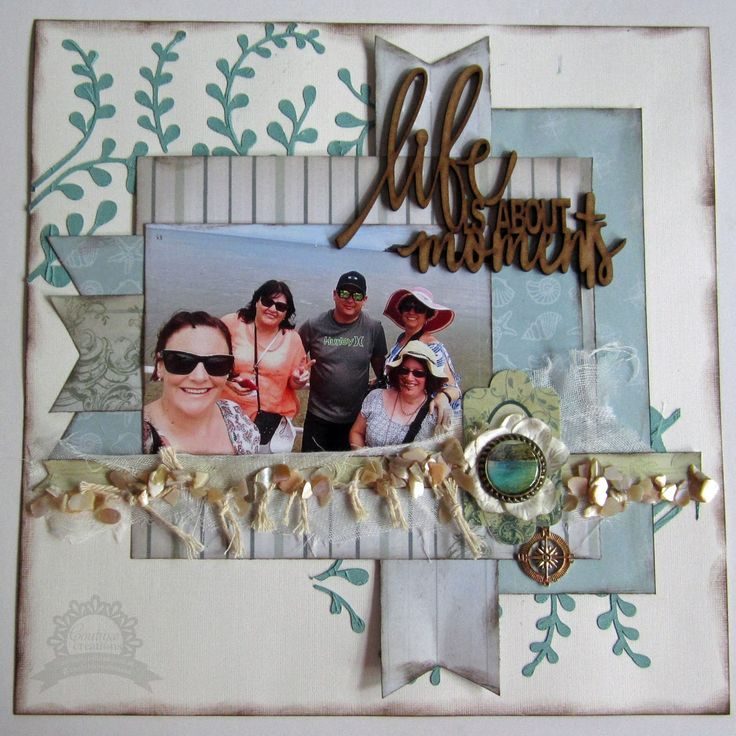 Artdeco Creations Brands: Life is About Moments by Kerrie Gurney