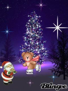 Image result for merry christmas glittering