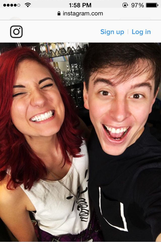 Thomas Sanders and Brizzy Voices❤️ Follow me on Pinterest @JustLuna✨
