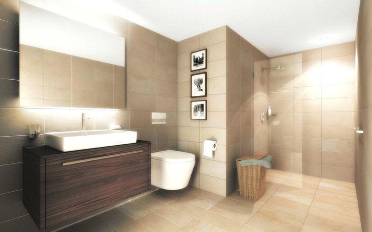 12 Friedlich Fotos Von Badezimmer Modern Grau Weiß