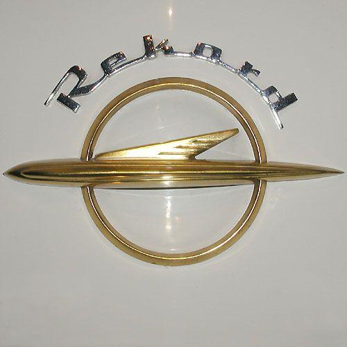 Opel v3-Automarken-Logo - Opel Rekord – Wikipedia