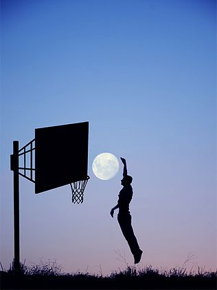 Practicar baloncesto 8