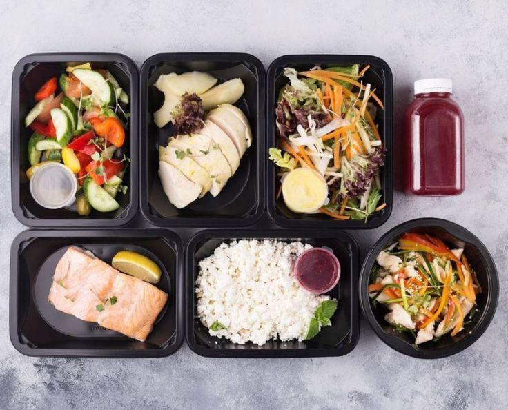 Меню Для Похудения В Спб. Лучшие диеты с доставкой на дом: обзор самых-самых