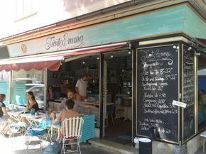 Entdeckt: Tante Emma   An der Belgradstraße hat ein neues Café ausgemacht: das Tante Emma
