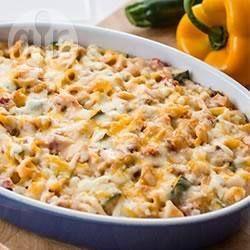 Petites coquilles crémeuses à saveur de tacos @ qc.allrecipes.ca