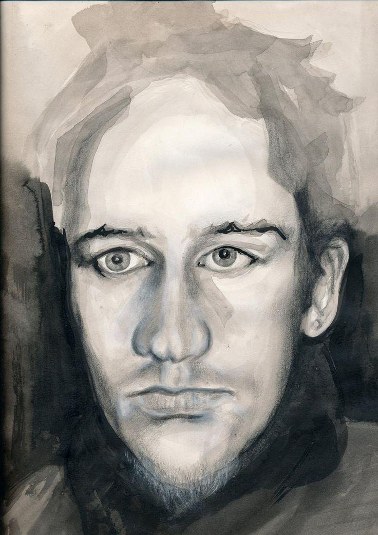 Portrait2 by LillvA on DeviantArt