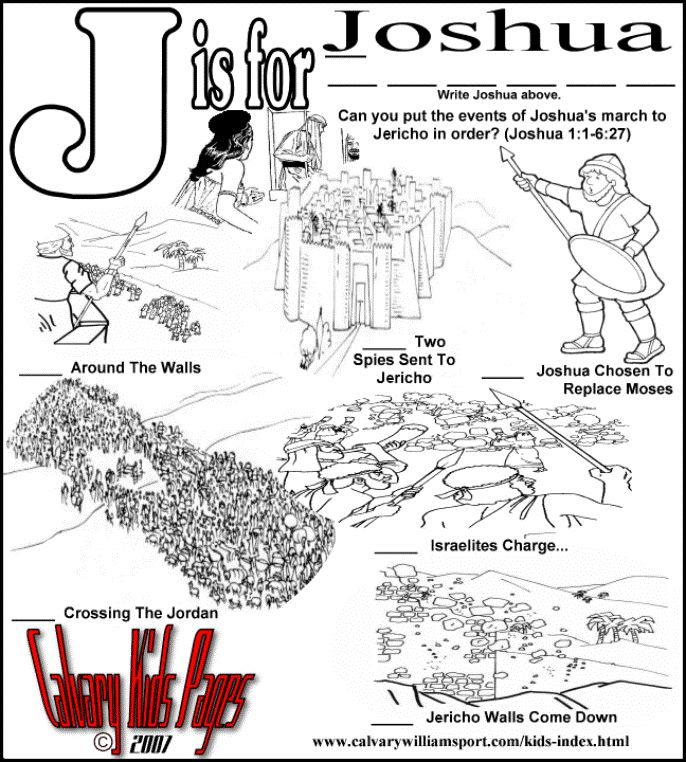 167 best images about church - bible - Joshua/Jerico on