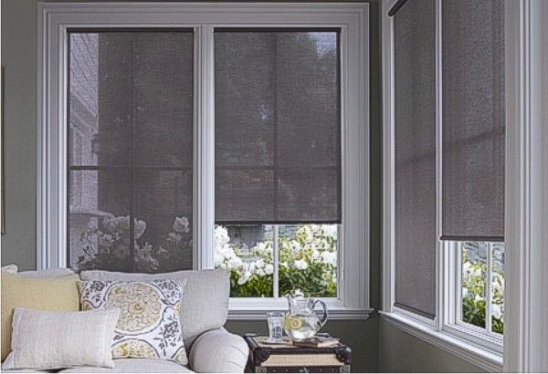 contemporary blinds and shades   Top Brands: Offering Custom Fit Blinds and Shades-Free Shipping