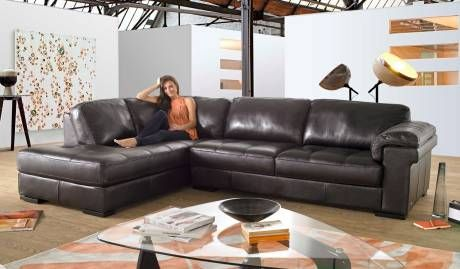 Corner Sofas in leather, fabric | Sofology