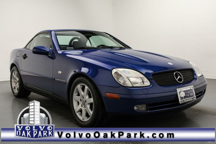 17 Best Ideas About Mercedes Slk 230 On Pinterest